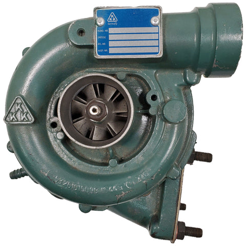 5326-101-5098 Rebuilt KKK K26 Turbocharger Fits Volvo Penta Marine Diesel Fuel Engine - Goldfarb & Associates Inc