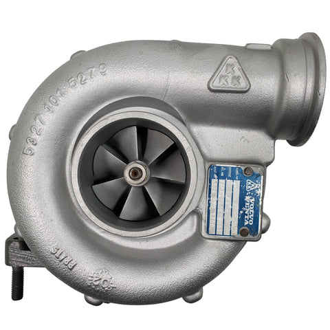 5326-970-7200 (3583009) Rebuilt KKK K26 Turbocharger Fit Volvo Penta Marine KAD43 Engine - Goldfarb & Associates Inc