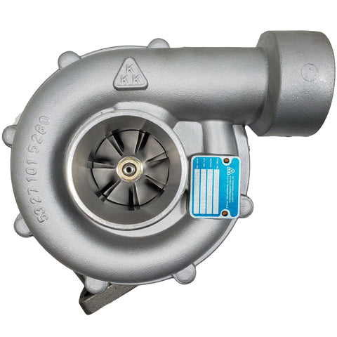 5327-970-6201 (856631339) Rebuilt BorgWarner K27 Turbocharger - Fits Mercedes Truck - Goldfarb & Associates Inc