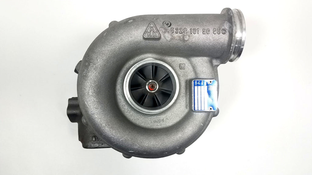 5327-970-6756 New KKK MAN K17 Turbocharger