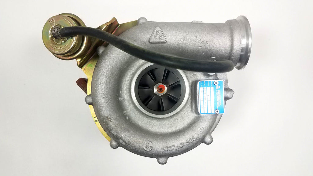 5327-970-7019 (99442005) New KKK K27 Turbocharger fits Iveco 8360 Engine - Goldfarb & Associates Inc