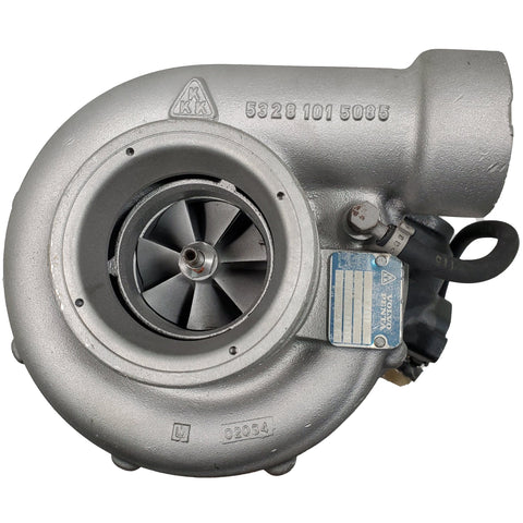 5331-970-6719 (3837691) Rebuilt KKK K31 Turbocharger - 2002-09 Volvo Penta Ship TAMD74P Engine - Goldfarb & Associates Inc