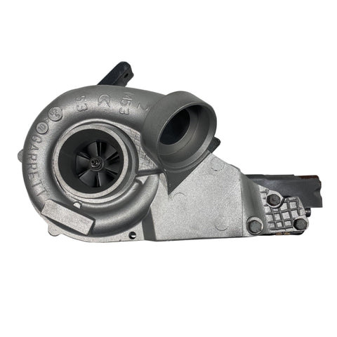 Rebuilt Garrett GT2256VK Diesel Turbocharger Fit Mercedes Sprinter 736088-3 (6470900280) - Goldfarb & Associates Inc