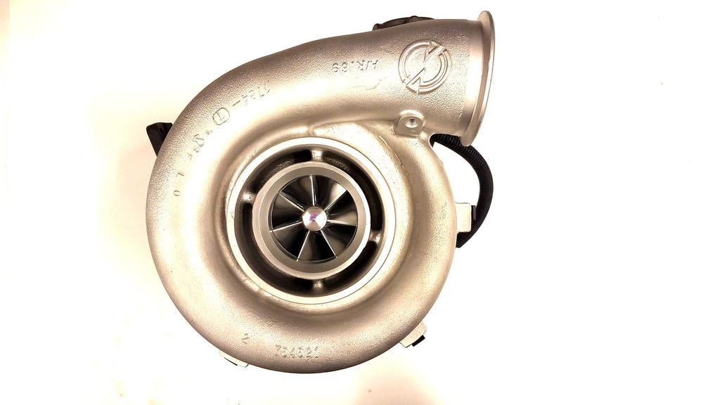 758160-9007 Rebuilt Garrett GTA45V Turbocharger Fits Detroit Series 60 Engine - Goldfarb & Associates Inc