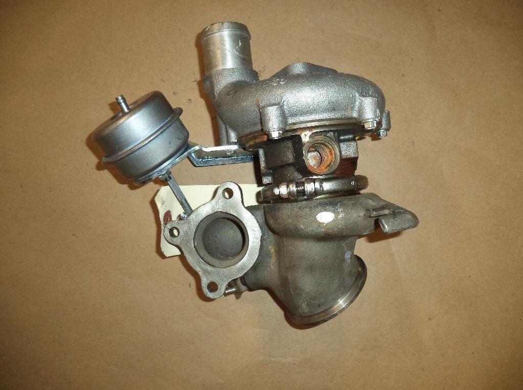 784259-0001 New Garrett Turbocharger - Goldfarb & Associates Inc