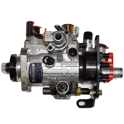 8921A280H (8921A287H/289H) New Delphi Lucas CAV DP200 6 Cylinder Fuel Injection Pump - Goldfarb & Associates Inc