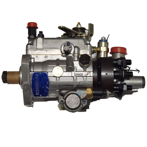 8921A420W (RE68872) New Lucas CAV DP 201 6 Cylinder Fuel Injection Pump John Deere - Goldfarb & Associates Inc