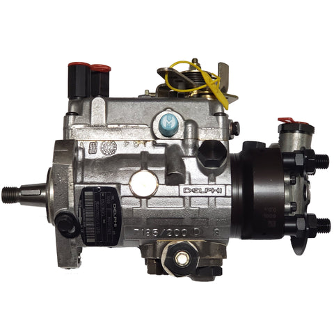 8923A492Y (2644C110DC2/2310) New Delphi Lucas CAV DP 200 4 Cylinder Ford Diesel Pump - Goldfarb & Associates Inc