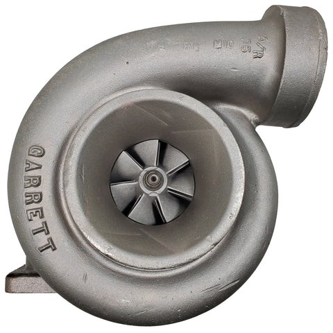 8925504 (466464-0003) Garrett Detroit TA7501 Turbocharger Rebuilt - Goldfarb & Associates Inc
