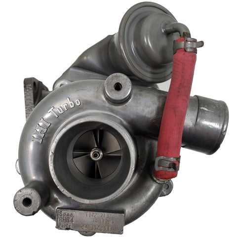 8970372300 (VE120012) Rebuilt IHI RHB4BW Turbocharger 1993-98 Opel Astra 1.7 VI72 Engine