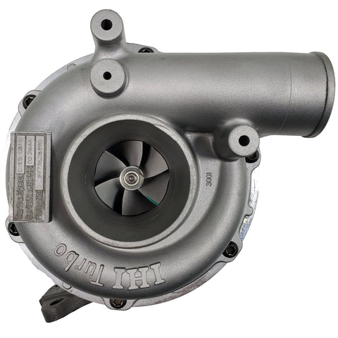 8973628390 (8980302170) IHI Isuzu RHF55-02264A Turbocharger Rebuilt - Goldfarb & Associates Inc