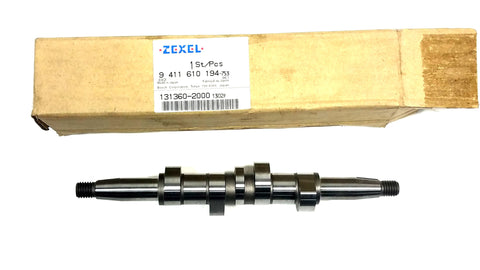 9-411-610-194 (131360-2000) New Zexel Camshaft - Goldfarb & Associates Inc