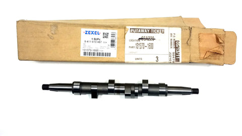 9-411-610-487 (131370-1600) New Zexel Camshaft - Goldfarb & Associates Inc