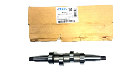 9-411-615-655 (131365-0600) New Zexel Camshaft - Goldfarb & Associates Inc