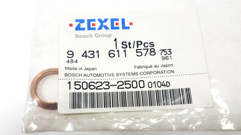 9-431-611-578 (150623-2500) New Zexel Nozzle Gasket - Goldfarb & Associates Inc