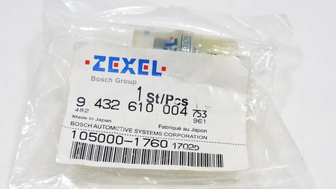 9-432-610-004 (105000-1760) New Zexel Nozzle - Goldfarb & Associates Inc