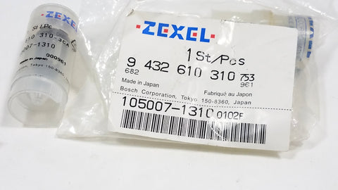 9-432-610-310 (105007-1310) New Zexel Delivery Valve - Goldfarb & Associates Inc