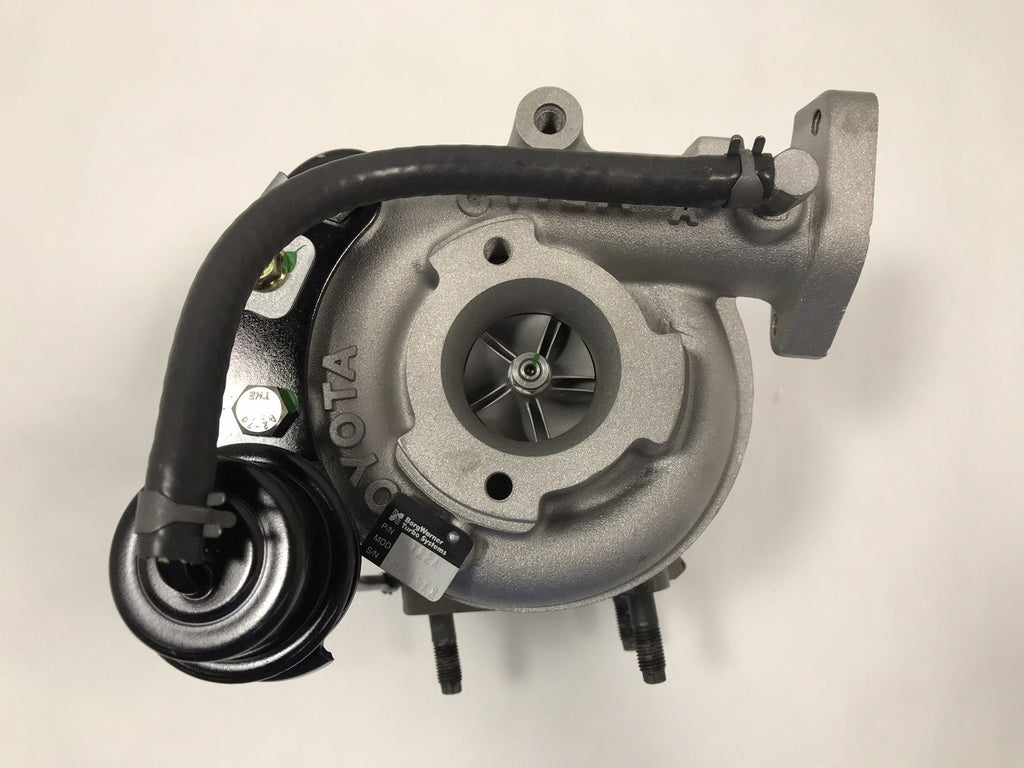 Rebuilt CT12A Turbocharger fits Toyota Engine - Goldfarb & Associates Inc