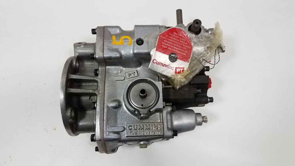 AR40454 New Cummins PTG Variable Speed Right Hand Injection Pump - Goldfarb & Associates Inc