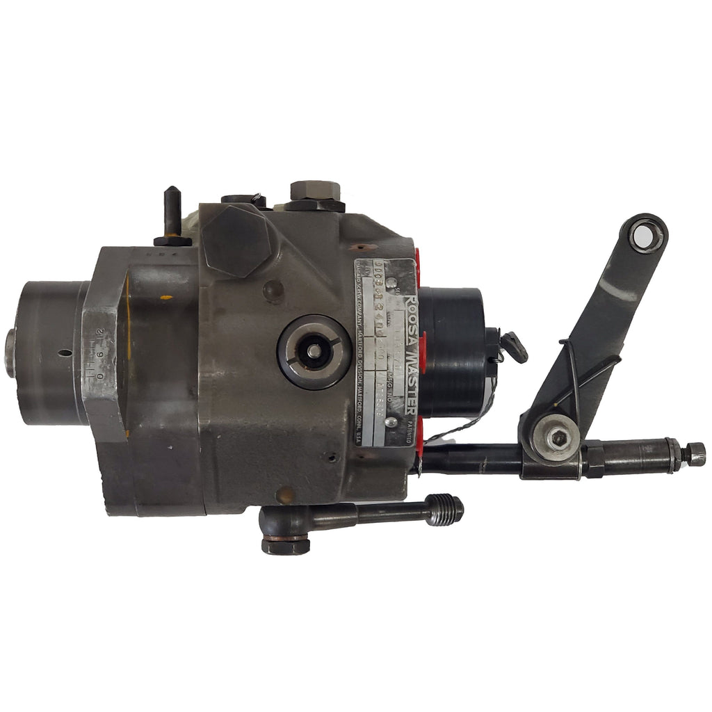 CDC633-24DG (AT26339) Rebuilt Stanadyne Injection Pump fits John Deere Engine - Goldfarb & Associates Inc