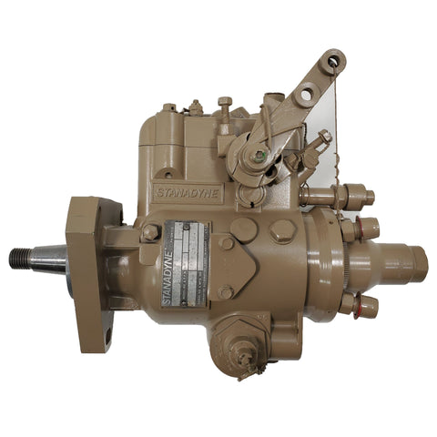 DB2435-4942 (DB2-4942 or RE47134) Rebuilt Stanadyne Injection Pump Fits John Deere Generator 49KW 4039DF Engine - Goldfarb & Associates Inc