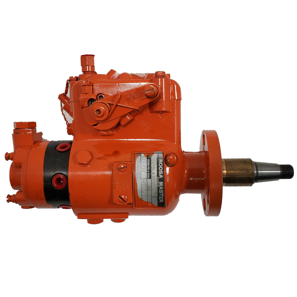 DBGFC637-13AFR (4020500) Rebuilt Roosa Master Allis Chalmers Injection Pump - Goldfarb & Associates Inc