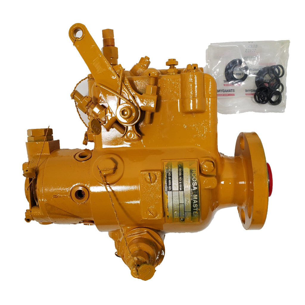 DCGFC627-7JTR (673163C91) Rebuilt Roosa Master Injection Pump Fits IH Misc App DT407 Engine