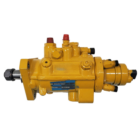 DE2435-5960 (RE518166) Rebuilt Stanadyne Fuel Injection Pump Fits John Deere 4045T, 4045D Diesel Engine - Goldfarb & Associates Inc