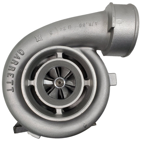 Rebuilt Garrett TV6501 Heavy Turbocharger A/R 60 48 - Fits Detroit Diesel Fuel Engine - Goldfarb & Associates Inc