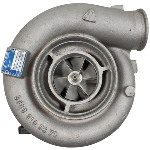 Rebuilt K33 Performance Turbocharger Fits Detroit Diesel Engine K33/956/968 (X63562271) - Goldfarb & Associates Inc