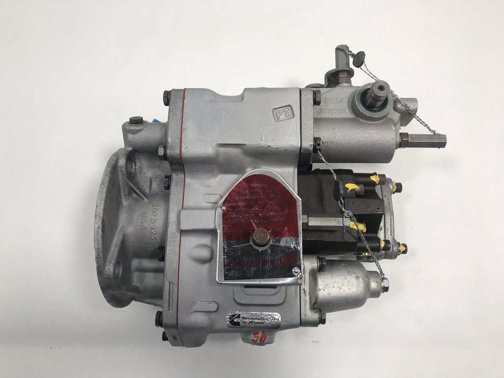 FC8661RX Rebuilt Cummins AFC Variable Speed Right Hand Injection Pump - Goldfarb & Associates Inc