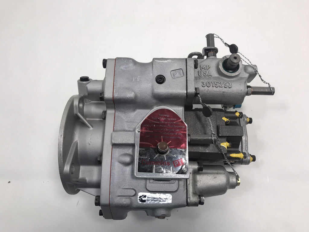 FCE834RX Rebuilt Cummins AFC Variable Speed Right Hand Injection Pump - Goldfarb & Associates Inc
