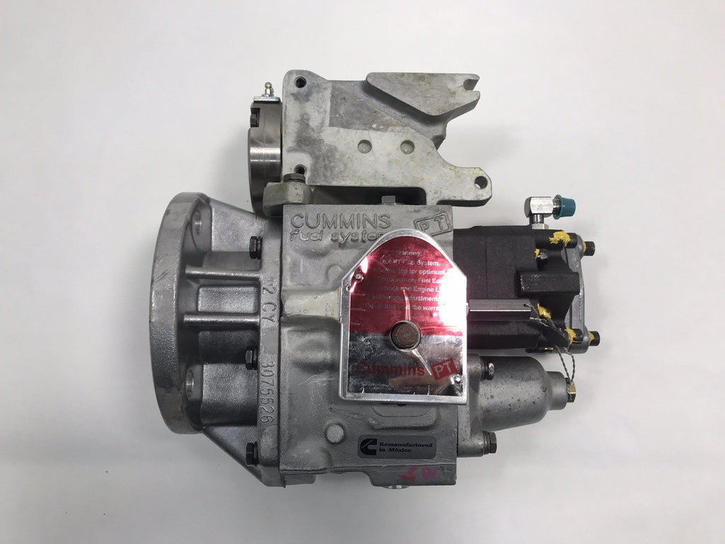 FCEA09RX Rebuilt Cummins AFC EDC Right Hand Injection Pump - Goldfarb & Associates Inc
