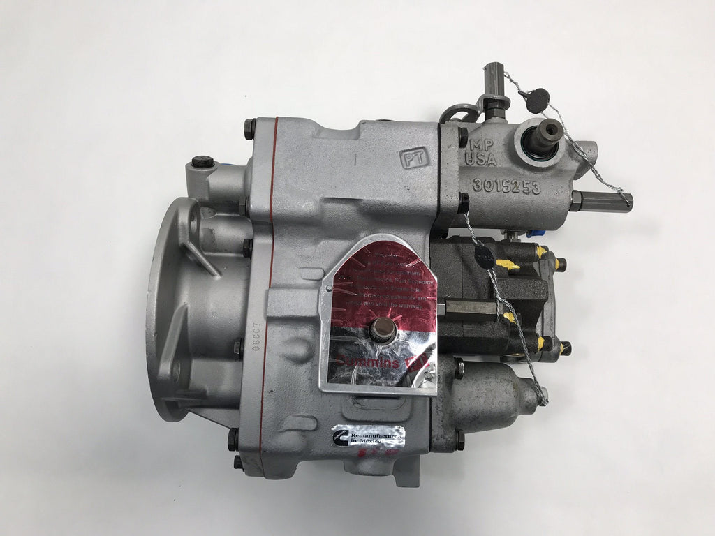 FCX670RX Rebuilt Cummins AFC Variable Speed Right Hand Injection Pump - Goldfarb & Associates Inc