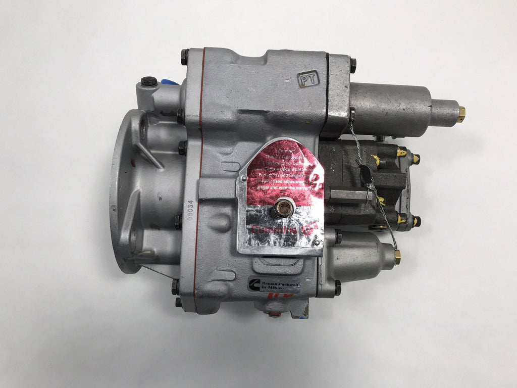 FCX842RX Rebuilt Cummins AFC Variable Speed Air Actuated Right Hand Injection Pump - Goldfarb & Associates Inc