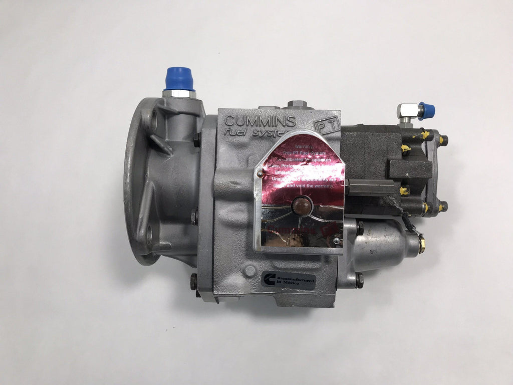 FXN01RX Rebuilt Cummins AFC Dual Spring Right Hand Injection Pump - Goldfarb & Associates Inc