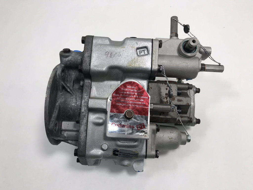 FXY50RX Rebuilt Cummins AFC Variable Speed Dual Spring Right Hand Injection Pump - Goldfarb & Associates Inc