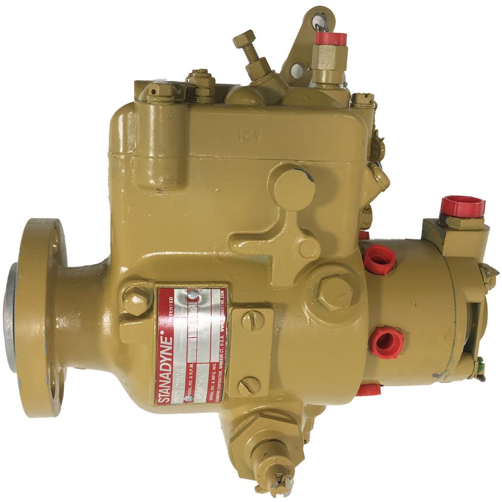 JDB635MD-2804 Rebuilt Stanadyne Injection Pump Fits John Deere Engine - Goldfarb & Associates Inc