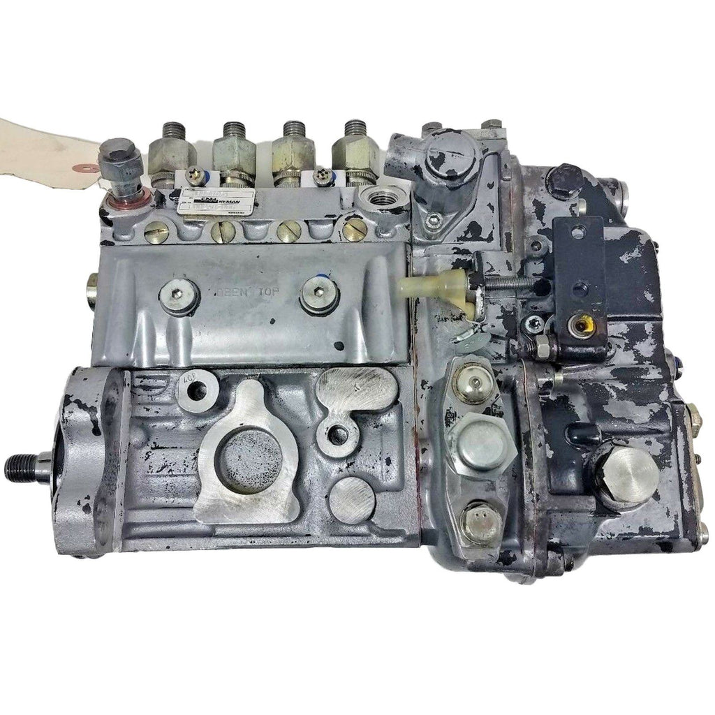 JR930154 (F-002-A0Z-006) Rebuilt Bosch 4 Cylinder Fuel Injection Pump Case Diesel Engine - Goldfarb & Associates Inc
