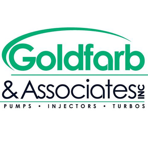 LRB030038R Rebuilt Delphi Fuel Injector - Goldfarb & Associates Inc