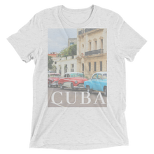 Cuban Street View Designed T-Shirt