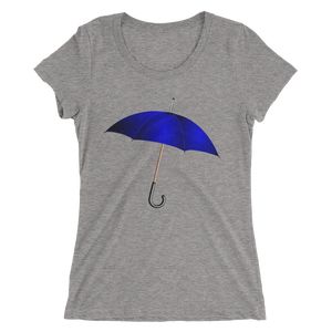 Umbrella T-Shirt For Ladies 3