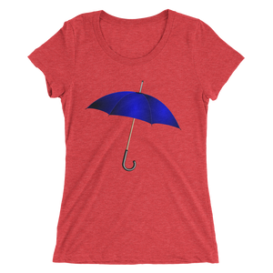 Umbrella T-Shirt For Ladies 9