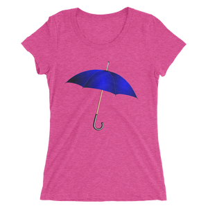 Umbrella T-Shirt For Ladies 1