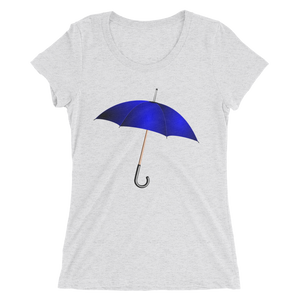 Umbrella T-Shirt For Ladies 6