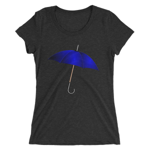 Umbrella T-Shirt For Ladies 2