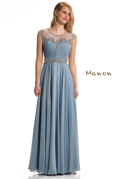 Manon - Chiffon Dress