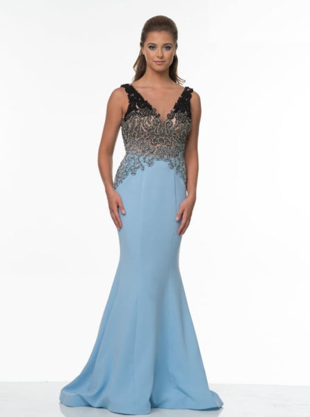 Lore - Beaded Gown