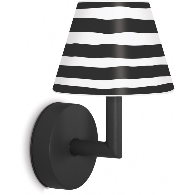 FATBOY Add The Wally anthracite Lampe applique murale sans fil lumi-shop.ch