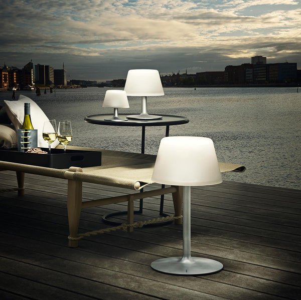 Eva Solo Sunlight Lounge Large Lamp 50cm, lampe solaire lumi-shop.ch